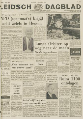 Leidsch Dagblad 1966-11-07