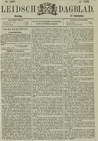 Leidsch Dagblad 1876-09-12
