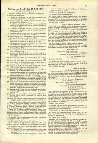 Handelingen van de Raad 1905-07-13