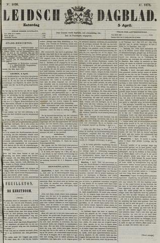 Leidsch Dagblad 1873-04-05
