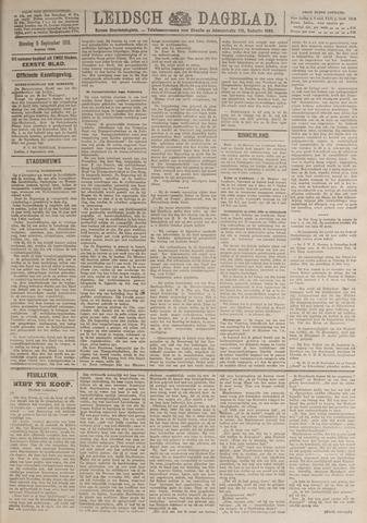 Leidsch Dagblad 1919-09-09