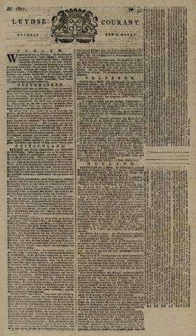 Leydse Courant 1807-03-16