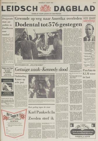 Leidsch Dagblad 1977-03-30