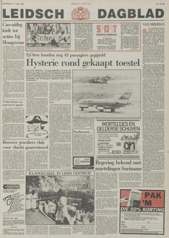 Leidsch Dagblad 1985-06-17