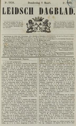 Leidsch Dagblad 1866-03-08
