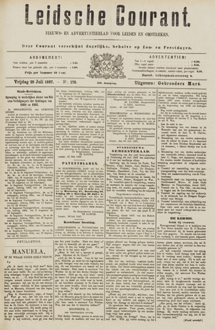 Leydse Courant 1887-07-30
