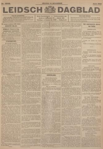 Leidsch Dagblad 1923-11-16