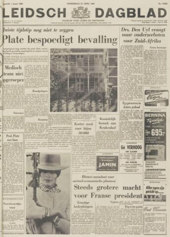 Leidsch Dagblad 1967-04-27