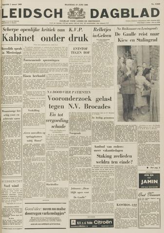 Leidsch Dagblad 1966-06-27