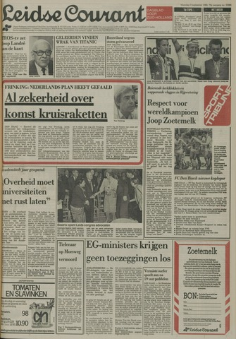 Leidse Courant 1985-09-02