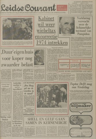 Leidse Courant 1973-06-05