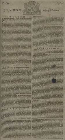 Leydse Courant 1744-09-04