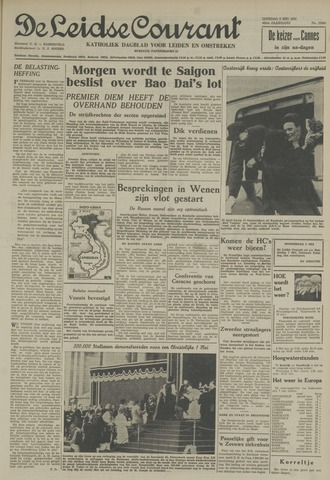 Leidse Courant 1955-05-03
