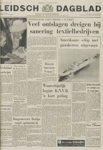 Leidsch Dagblad 1970-08-17