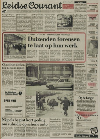 Leidse Courant 1989-02-01