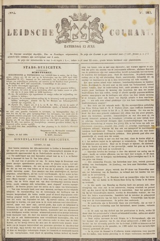 Leydse Courant 1884-07-12