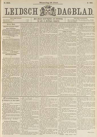 Leidsch Dagblad 1894-06-18
