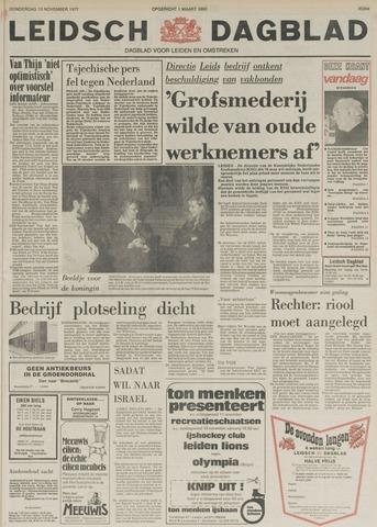 Leidsch Dagblad 1977-11-10