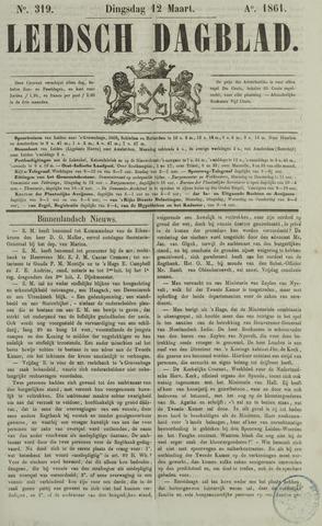 Leidsch Dagblad 1861-03-12