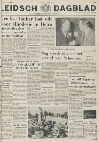 Leidsch Dagblad 1966-04-05