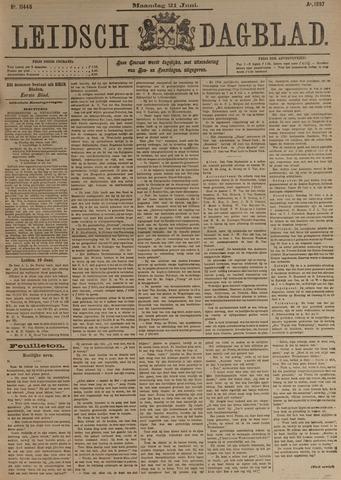 Leidsch Dagblad 1897-06-21