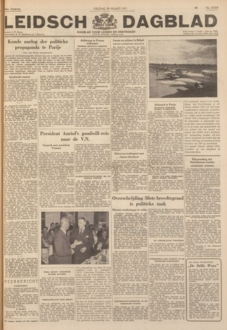 Leidsch Dagblad 1951-03-30