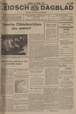Leidsch Dagblad 1940-01-30