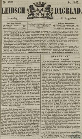 Leidsch Dagblad 1867-08-12