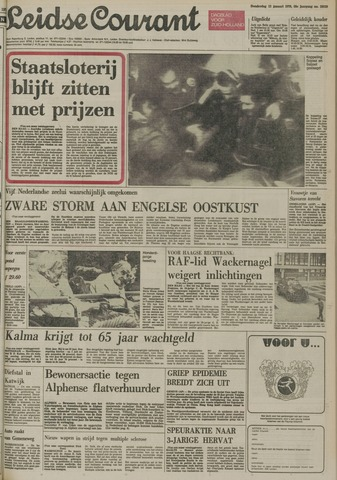 Leidse Courant 1978-01-12