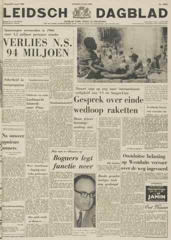 Leidsch Dagblad 1968-07-02