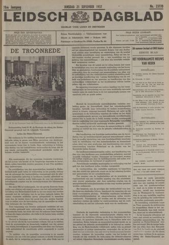 Leidsch Dagblad 1937-09-21