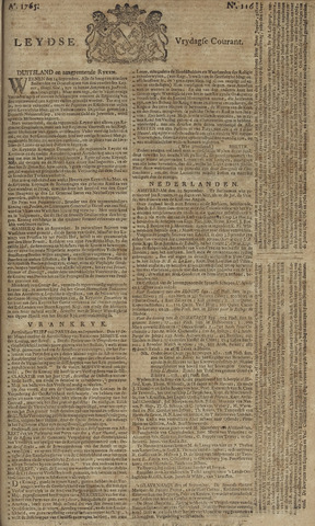 Leydse Courant 1765-09-27