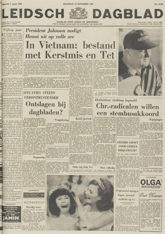 Leidsch Dagblad 1967-11-13
