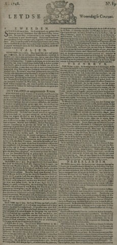 Leydse Courant 1748-07-24