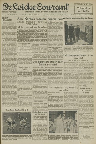 Leidse Courant 1951-11-29