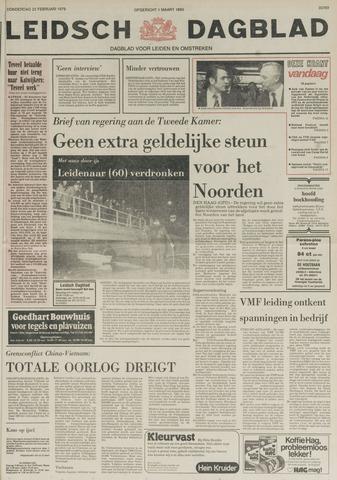 Leidsch Dagblad 1979-02-22