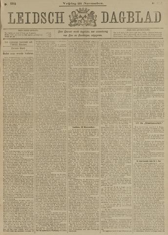 Leidsch Dagblad 1902-11-21