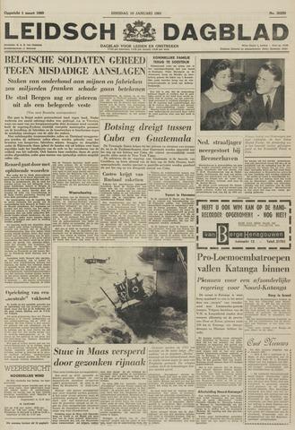 Leidsch Dagblad 1961-01-10