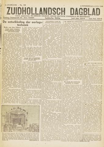 Zuidhollandsch Dagblad 1944-07-06