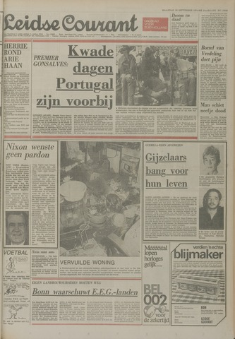 Leidse Courant 1974-09-30