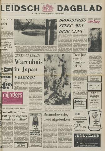 Leidsch Dagblad 1973-11-29