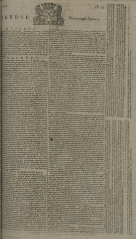 Leydse Courant 1744-12-16