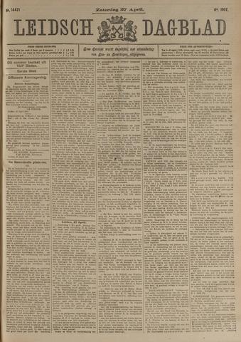 Leidsch Dagblad 1907-04-27