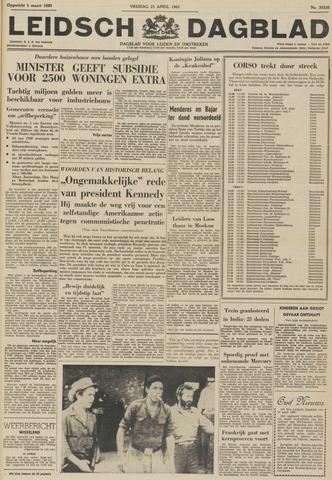 Leidsch Dagblad 1961-04-21