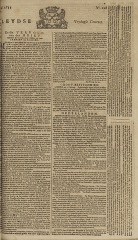 Leydse Courant 1755-10-24