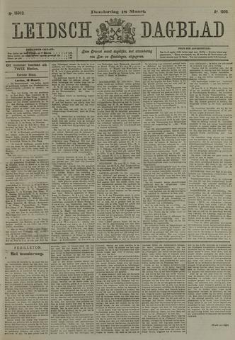 Leidsch Dagblad 1909-03-18