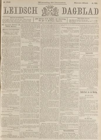 Leidsch Dagblad 1916-12-20
