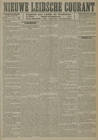 Nieuwe Leidsche Courant 1923-02-20