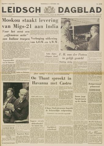 Leidsch Dagblad 1962-10-31