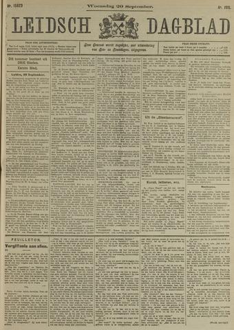 Leidsch Dagblad 1911-09-20